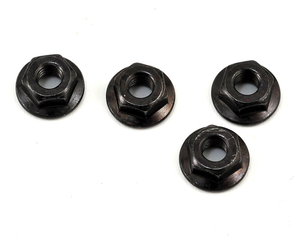 MST 24mm LM Wheel (Black) (4) (+0 Offset)