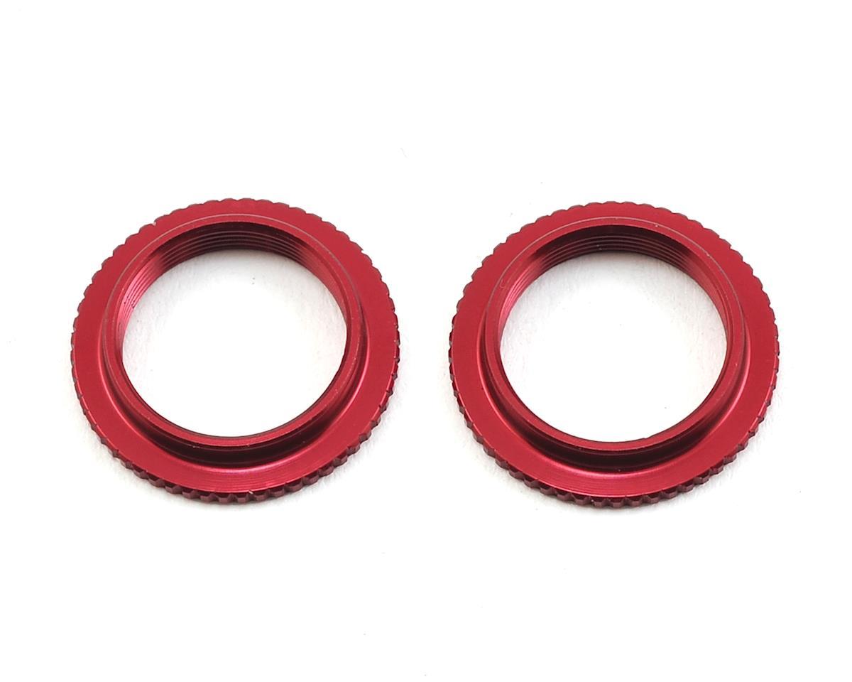 MST FXX-D Spring Retainer (Red) (2)