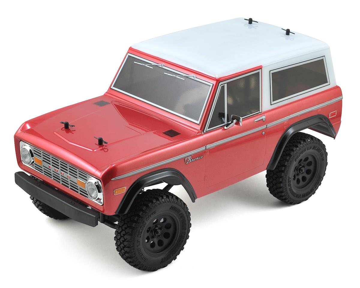 CMX RTR Scale Rock Crawler w/Bronco Body