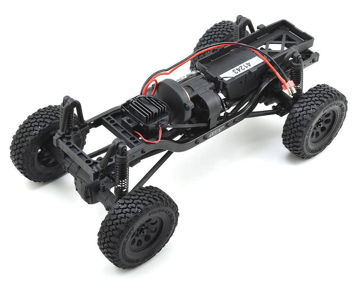 CMX RTR Scale Rock Crawler w/Unimog 406 Body by MST