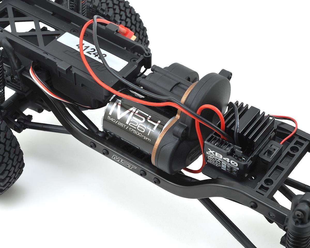 MST CMX RTR Scale Rock Crawler w/Toyota LC40 Body