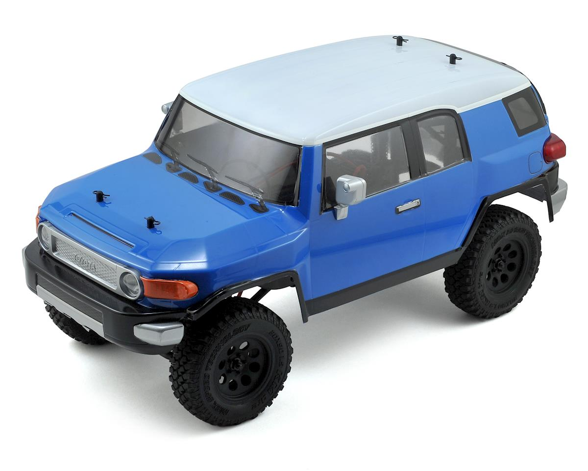 MST CMX RTR Scale Truck w/Toyota FJ Body (267mm Wheelbase)