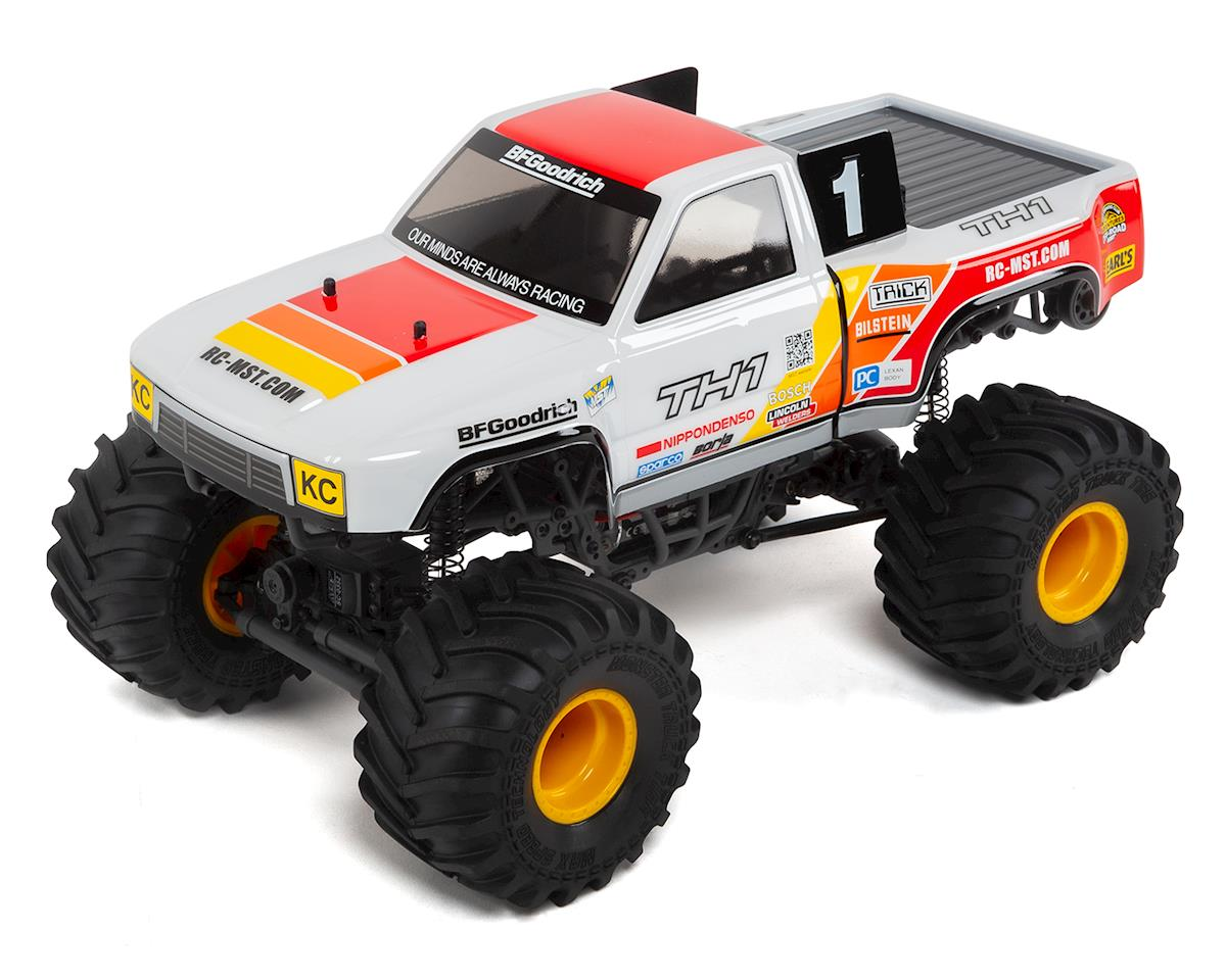 MST MTX-1 RTR 2WD Monster Truck w/TH1 Body (White)