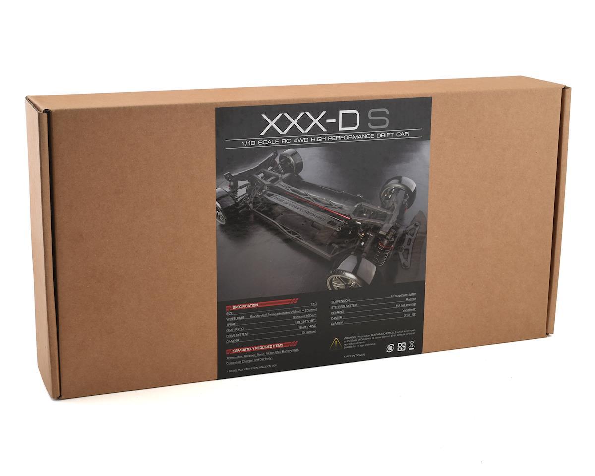 MST XXX-DS 4WD Electric Shaft Driven Drift Car Kit