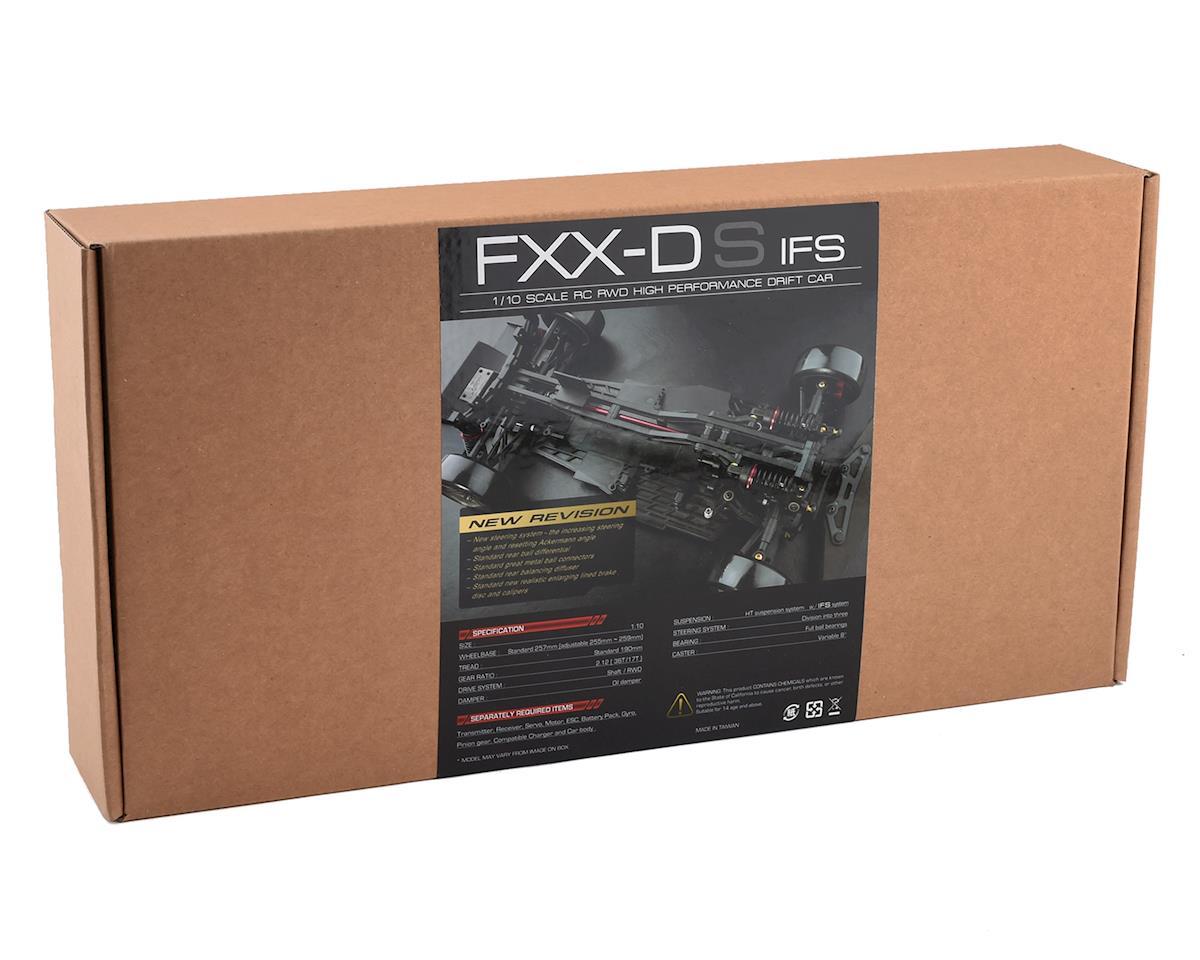 MST FXX-D S II IFS 1/10 2WD FR Shaft Driven Drift Chassis Kit
