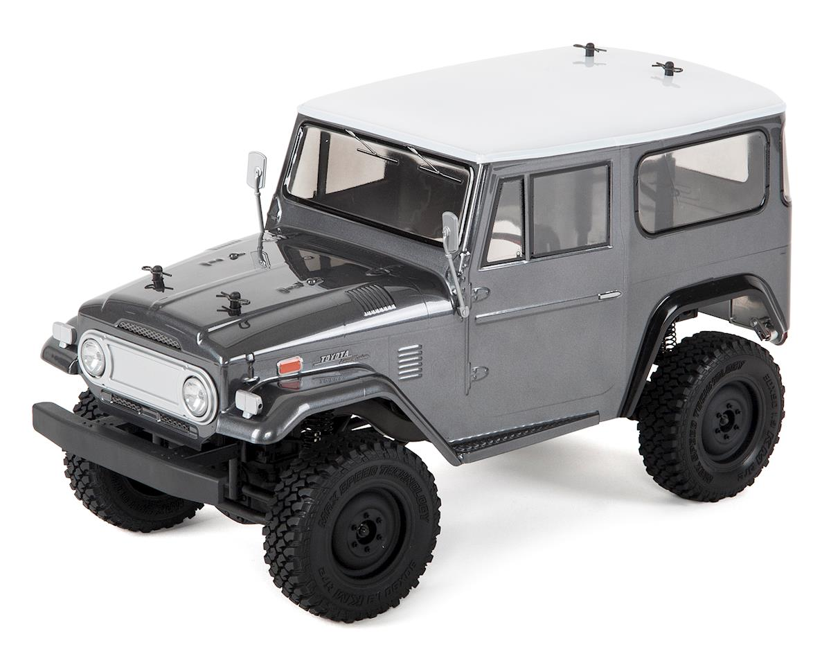 CFX High Performance Scale Rock Crawler kit w/Toyota LC40 Body