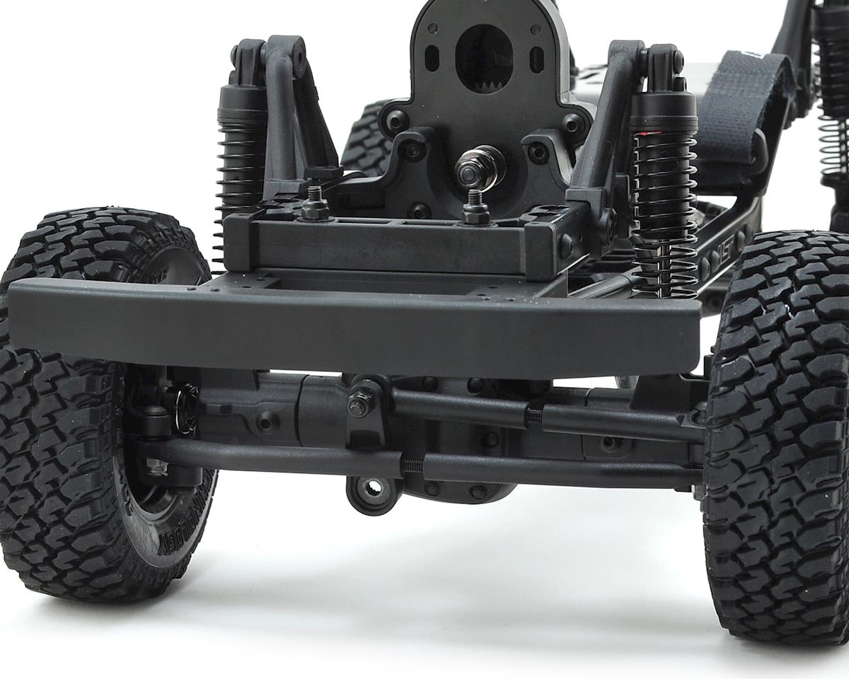 MST CFX High Performance Scale Rock Crawler kit w/Toyota LC40 Body