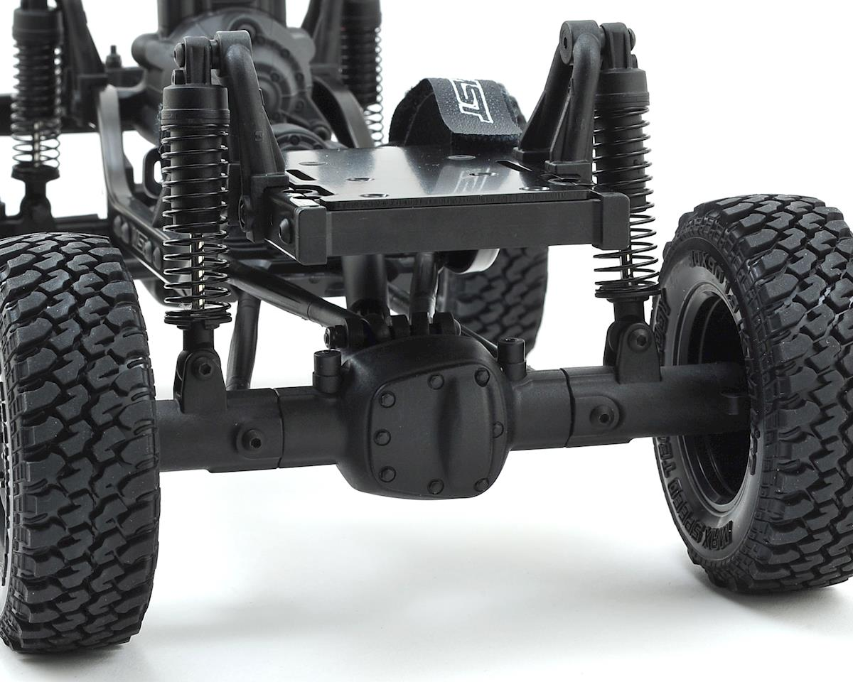 MST CFX High Performance Scale Rock Crawler kit w/Toyota LC40 Body