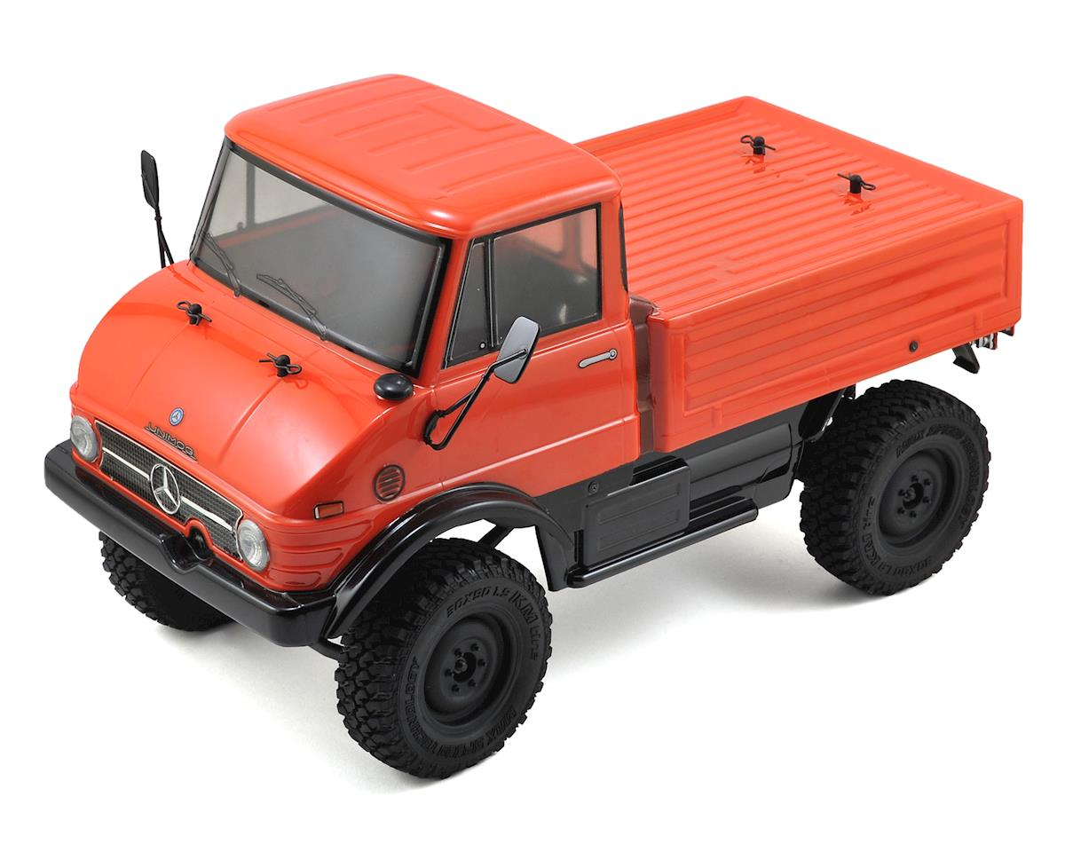 CFX High Performance Scale Rock Crawler Kit w/Unimog 406 Body