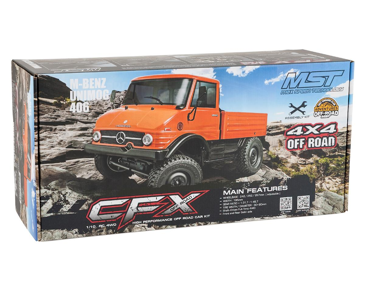 MST CFX High Performance Scale Rock Crawler Kit w/Unimog 406 Body