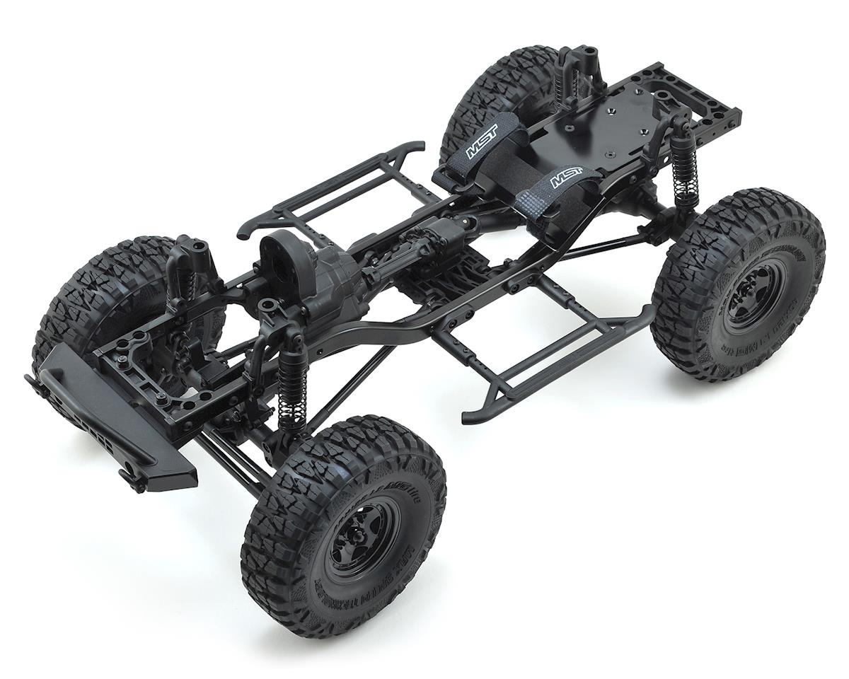 MST CFX-W High Performance Scale Rock Crawler Kit (No Body)