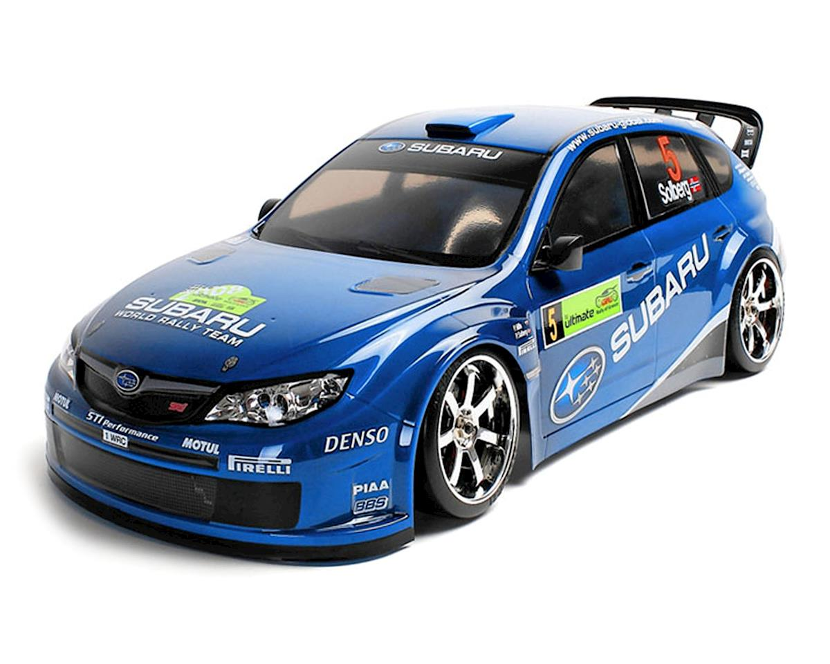 MST MS-01D 1/10 Scale 4WD Brushless RTR Drift Car w/Subaru Impreza WRC 2008 Body