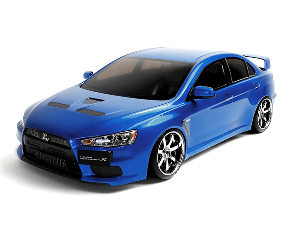 MST MS-01D 1/10 Scale 4WD Brushless RTR Drift Car w/EVO X Body (Blue)