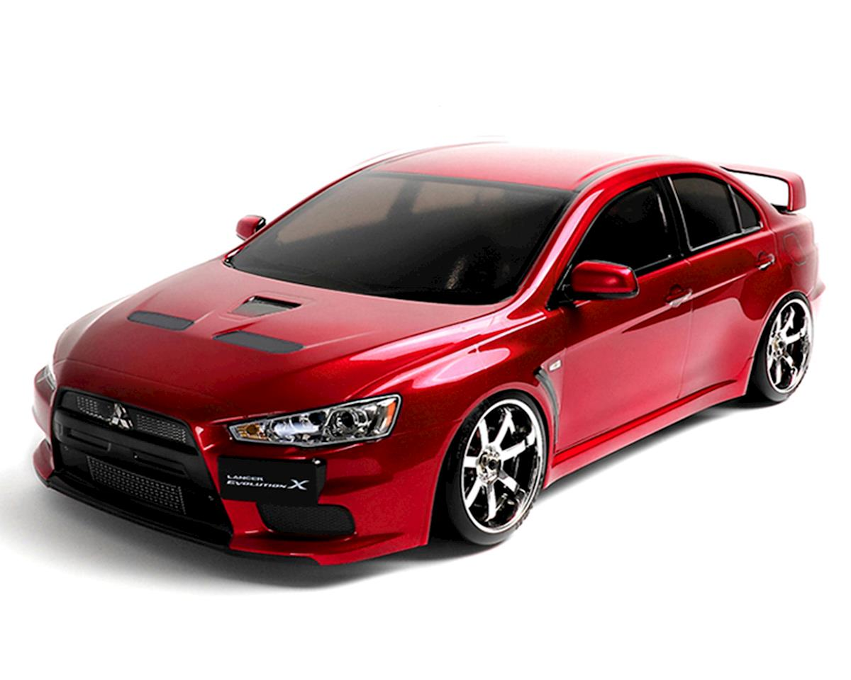 MS-01D 1/10 Scale 4WD Brushless RTR Drift Car w/EVO X Body (Red) by MST