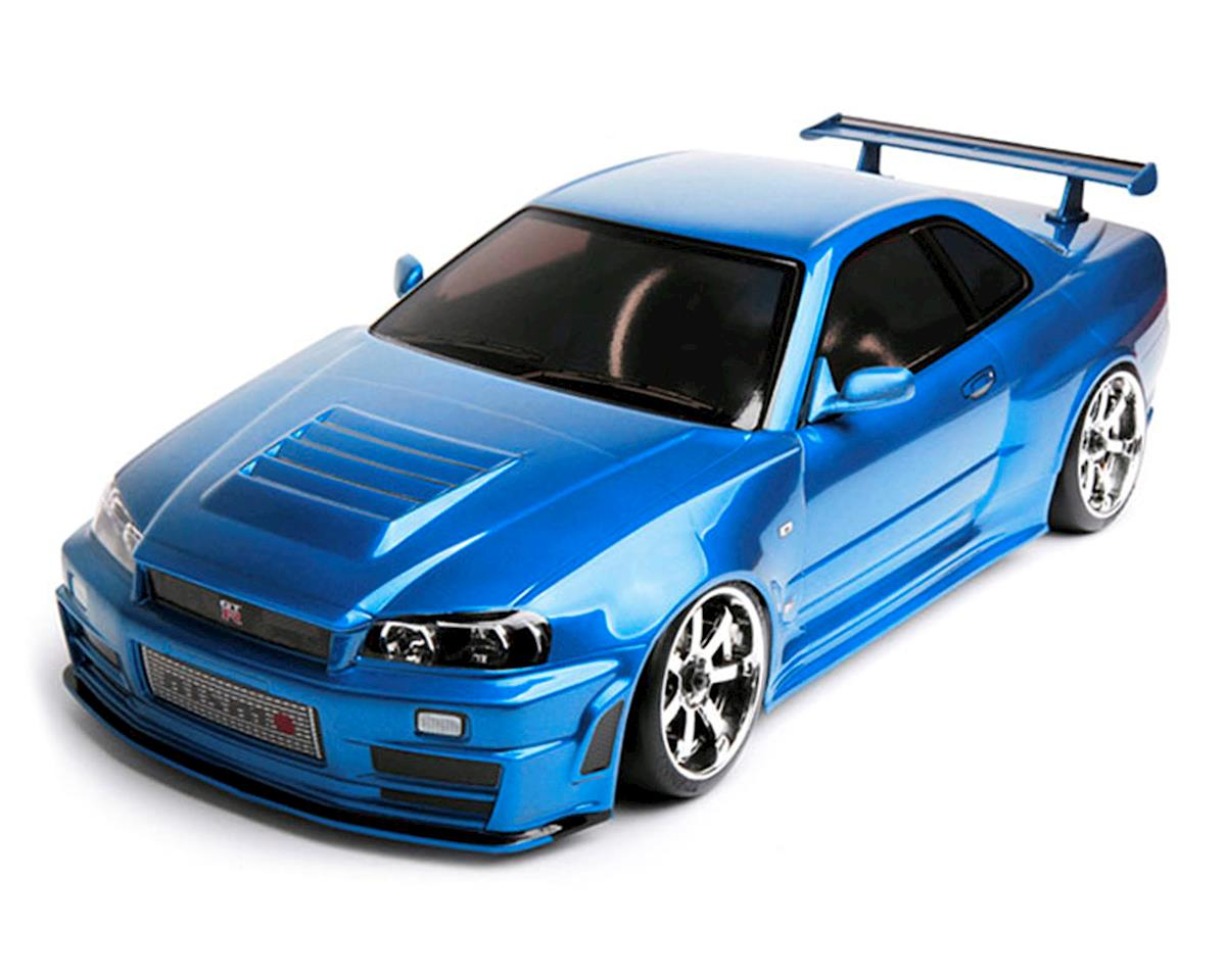 MS-01D 1/10 Scale 4WD Brushless RTR Drift Car w/Nissan R34 GT-R Body