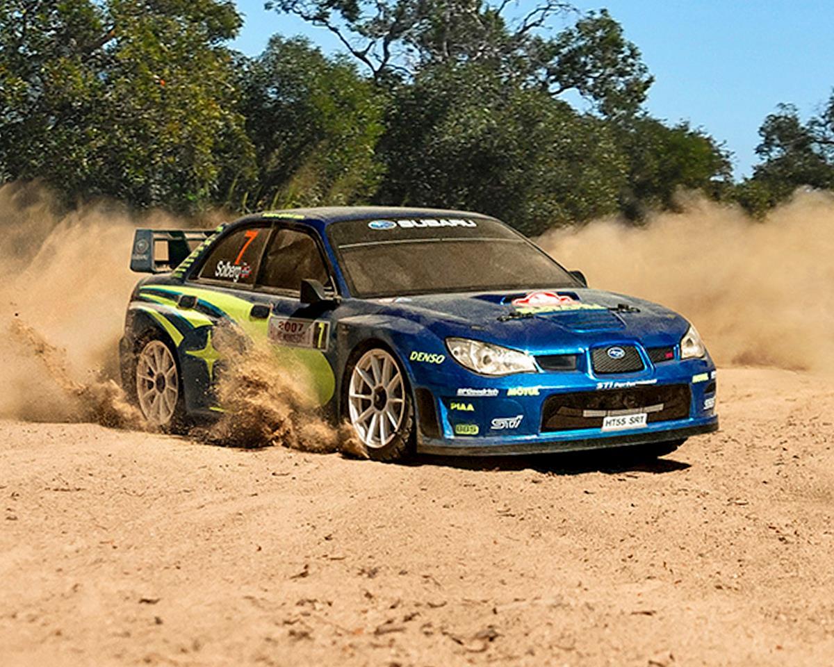 MST MS-01D 1/10 Scale 4WD Brushless RTR Drift Car w/Impreza WRC '07 Body