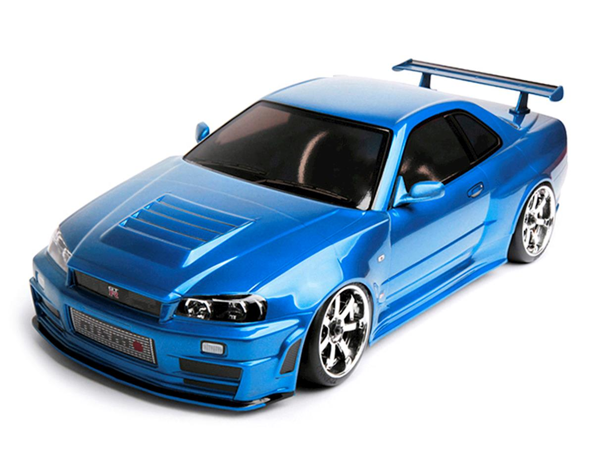 FXX-D 1/10 Scale 2WD Brushless RTR Drift Car w/Nissan R34 GT-R Body by MST