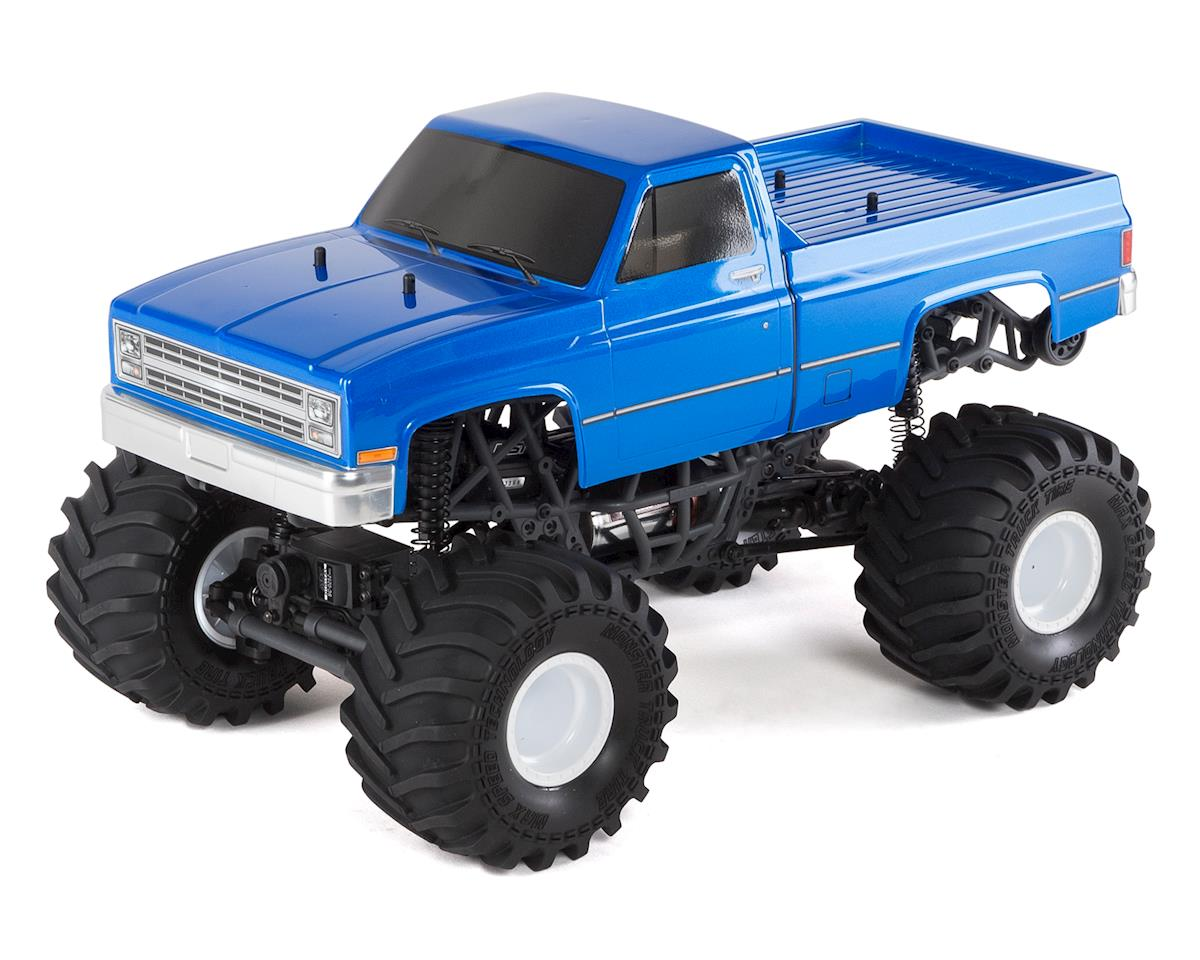 MTX-1 RTR Brushless 4wd Monster Truck w/C-10 Body by MST