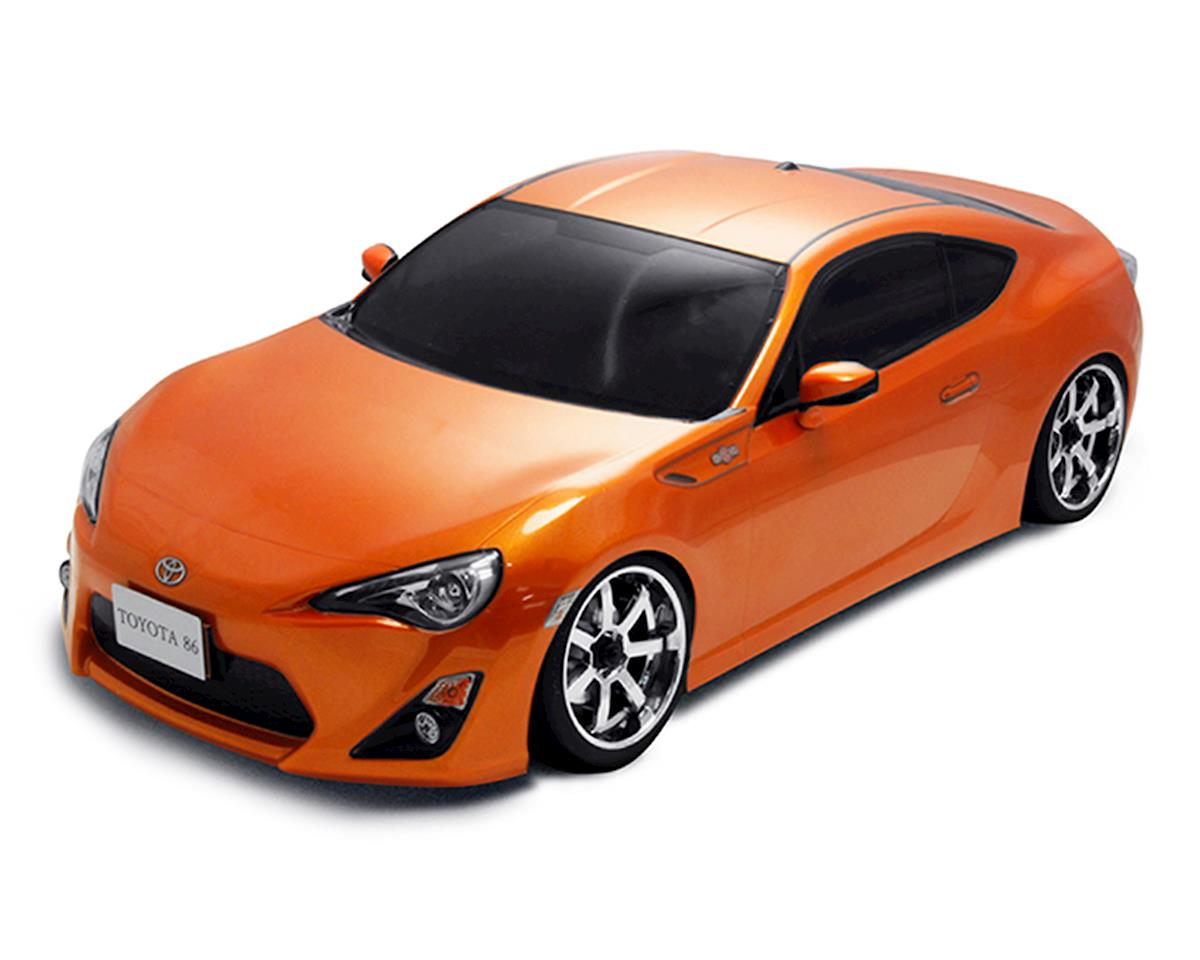 MST RMX 2.0 1/10 2WD Brushless RTR Drift Car w/Toyota FT-86 Body (Orange)