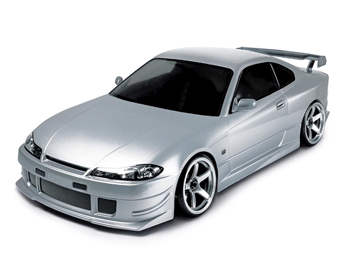 RMX 2.0 1/10 2WD Brushless RTR Drift Car w/Nissan S15 Body (Silver) by MST