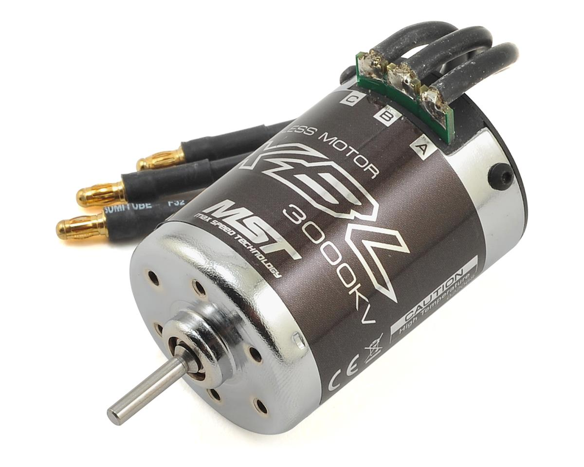 MST XBL Sensorless Brushless Motor (3000Kv)