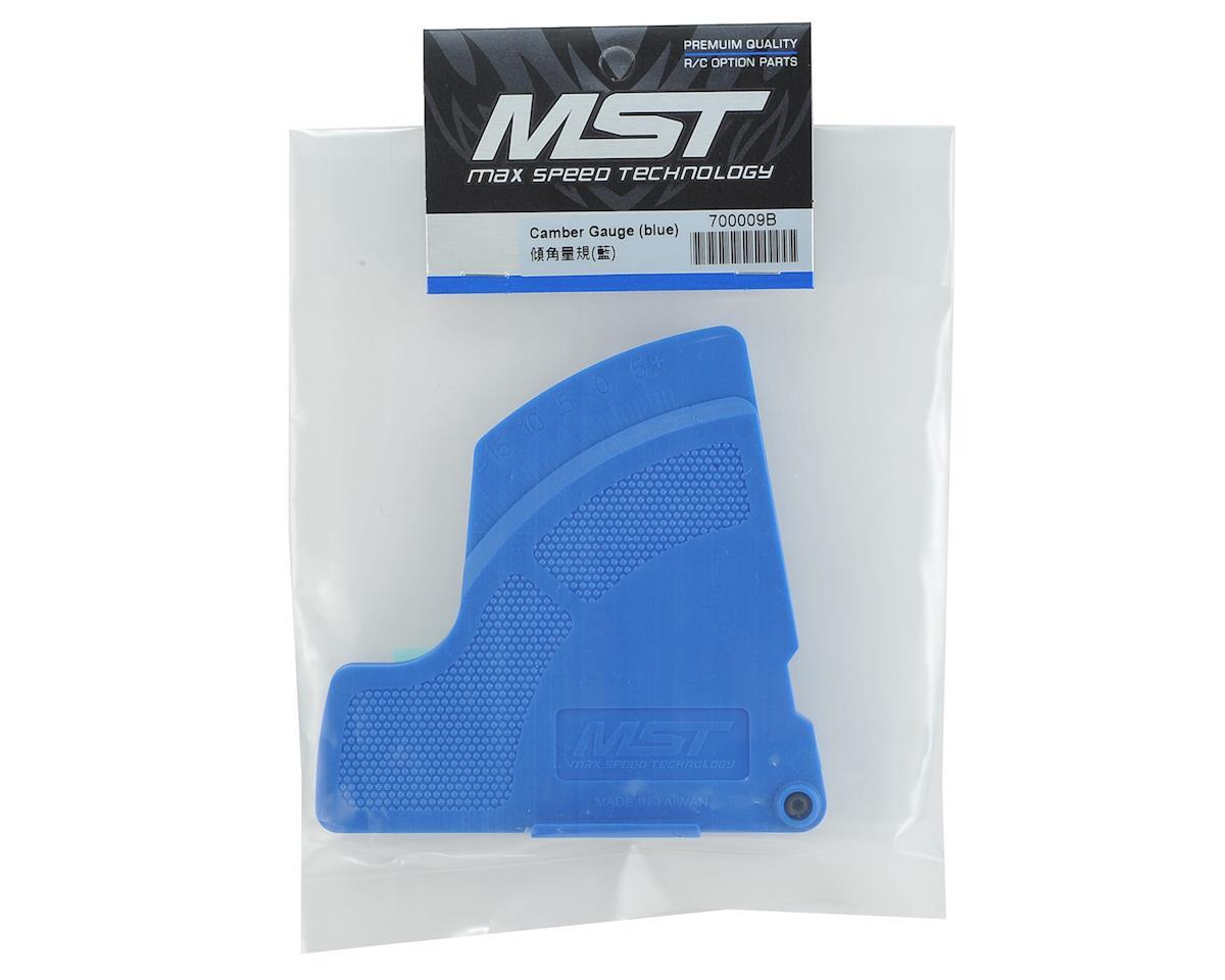 MST Camber Gauge (Blue)