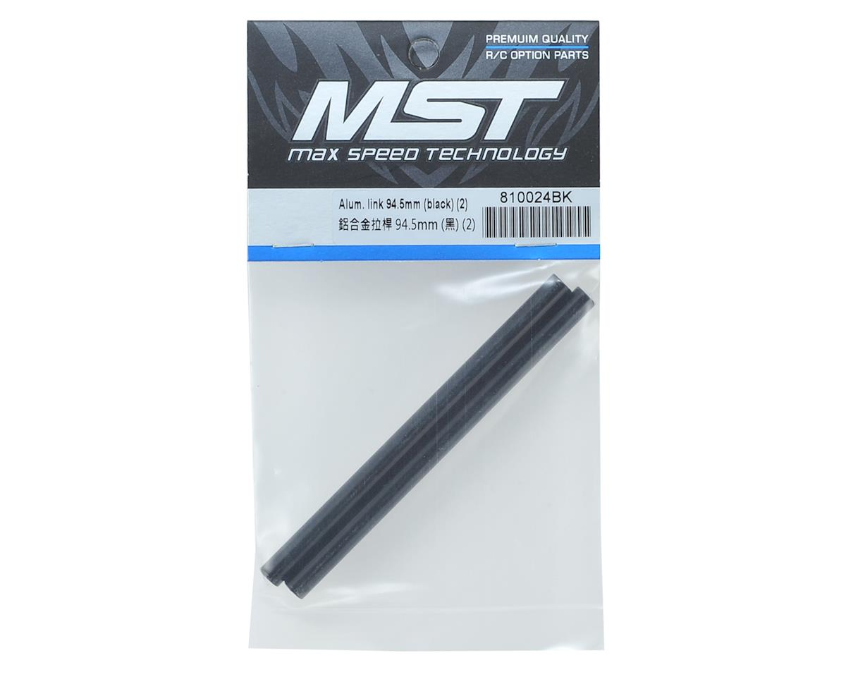94.5mm Aluminum Link (Black) (2) by MST