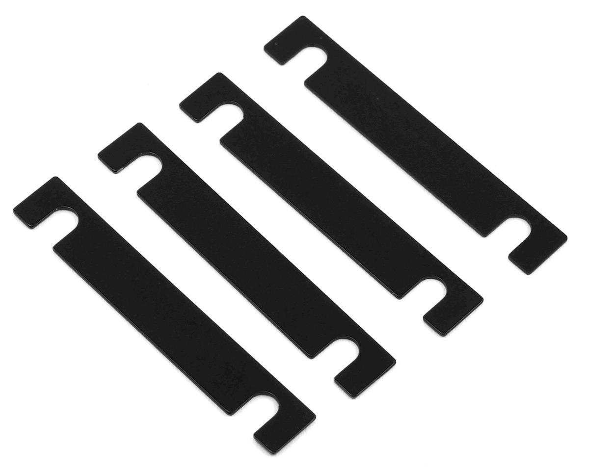MST 0.5mm Suspension Mount Spacer (Black) (4)