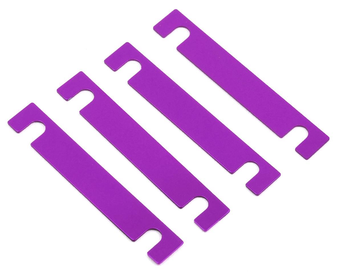 MST 0.5mm Suspension Mount Spacer (Purple) (4)