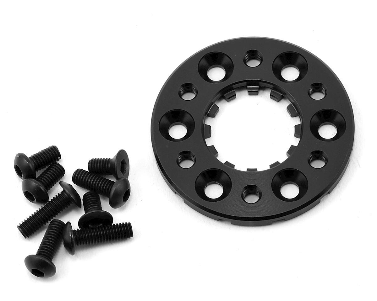 3mm Aluminum Motor Heat Sink Spacer (Black) by MST