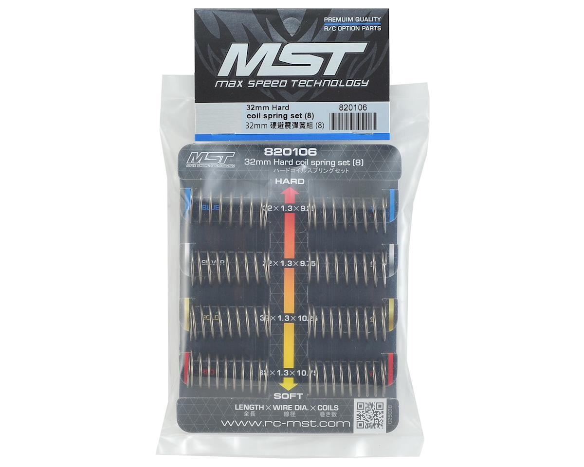 MST 32mm Hard Coil Spring Set (8)
