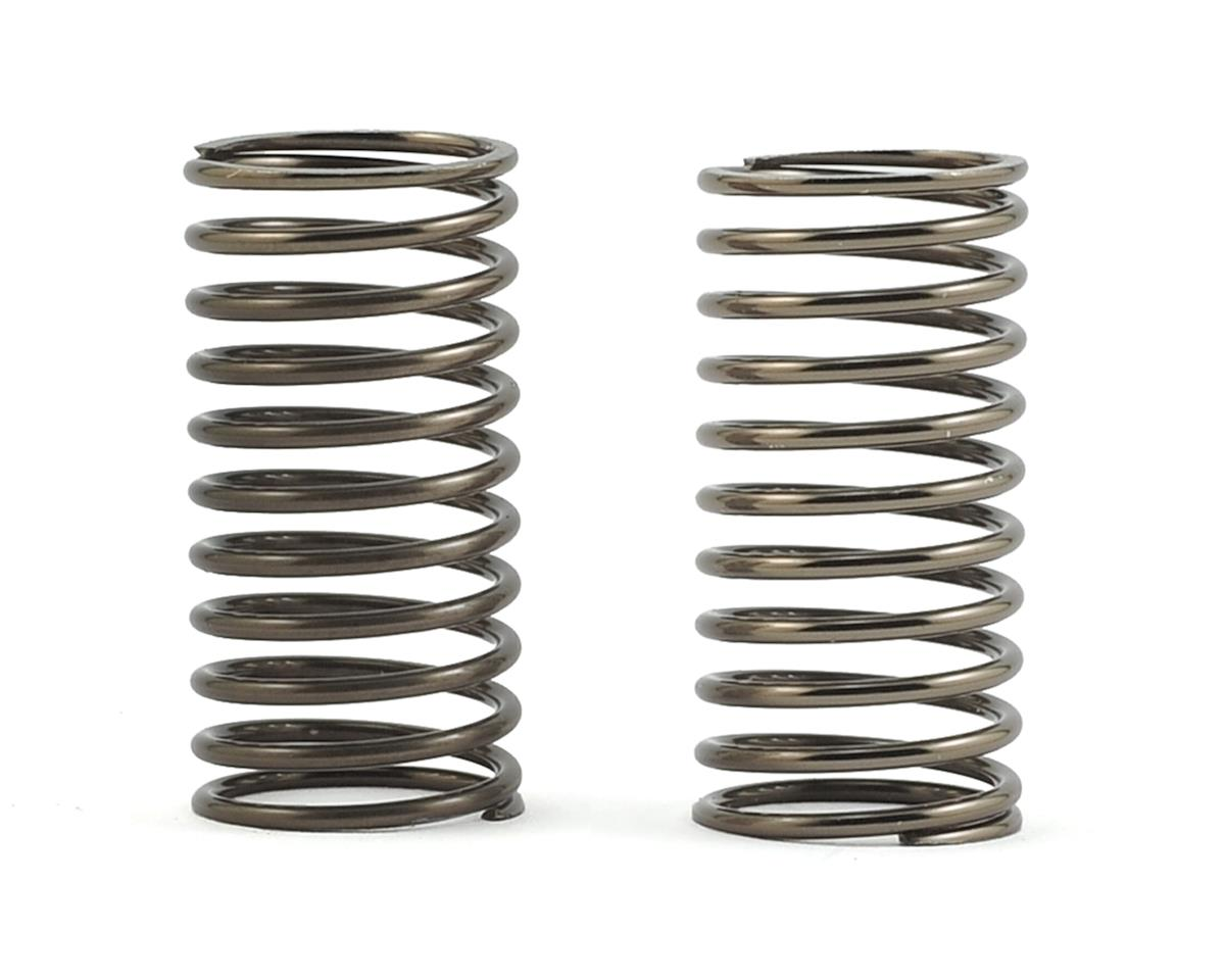 MST 32mm Coil Spring (Silver - Hard) (2)