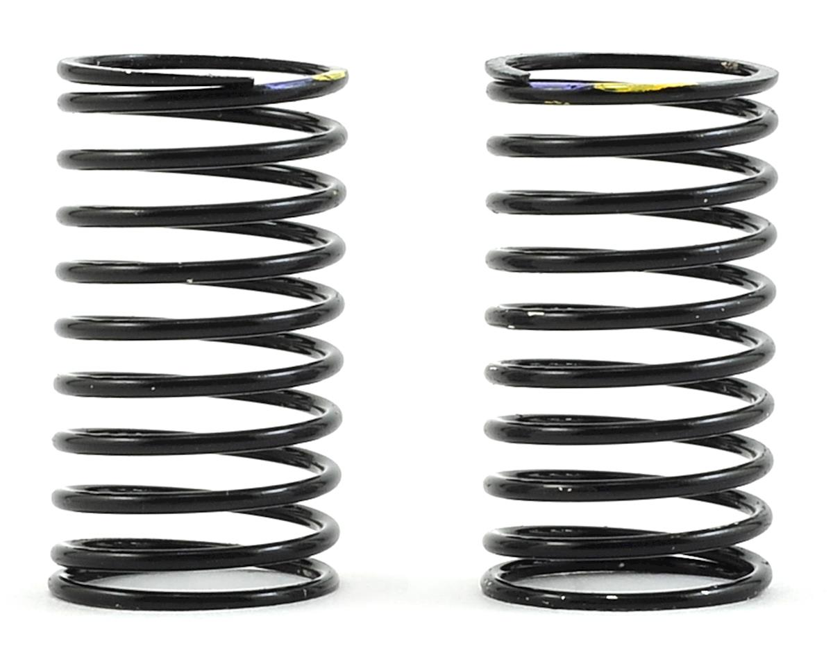 MST 29mm Soft Coil Spring (Purple/Yellow - Super-Soft) (2)