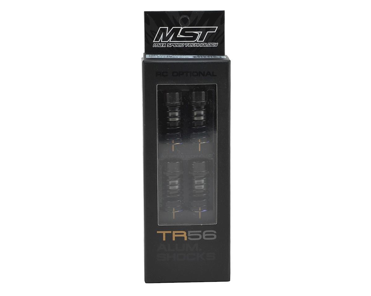 MST TR56 Aluminum Damper Set (Black) (4)