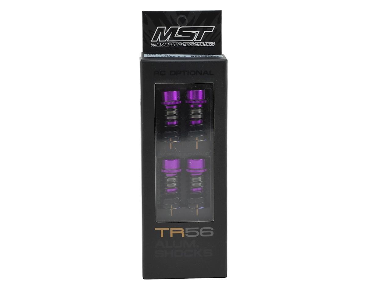MST TR56 Aluminum Damper Set (Purple) (4)