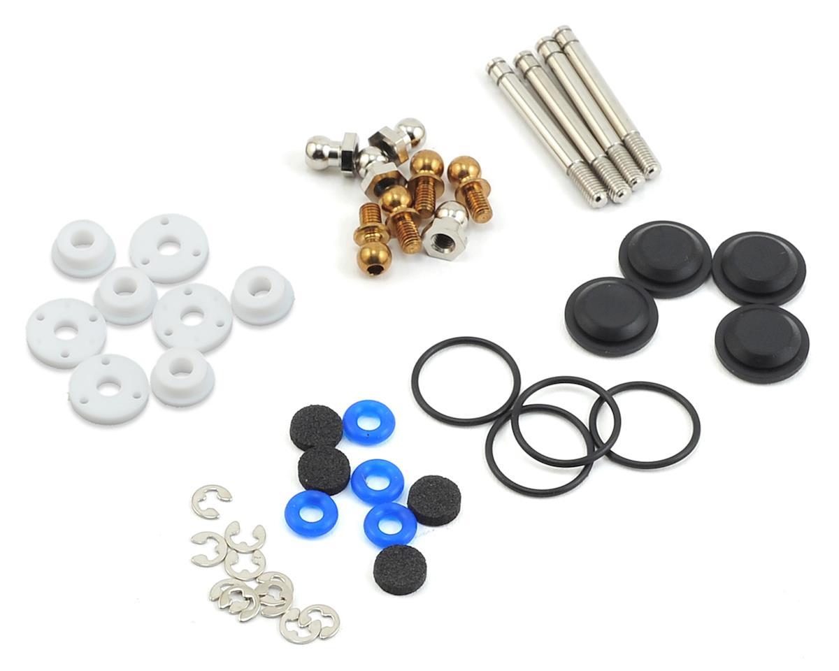 MST TR60 Aluminum Damper Set (Black) (4)