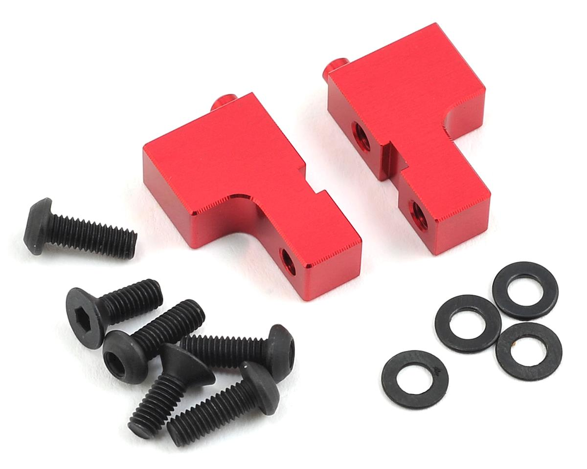 RMX 2.0 Aluminum Servo Mount (Red) by MST