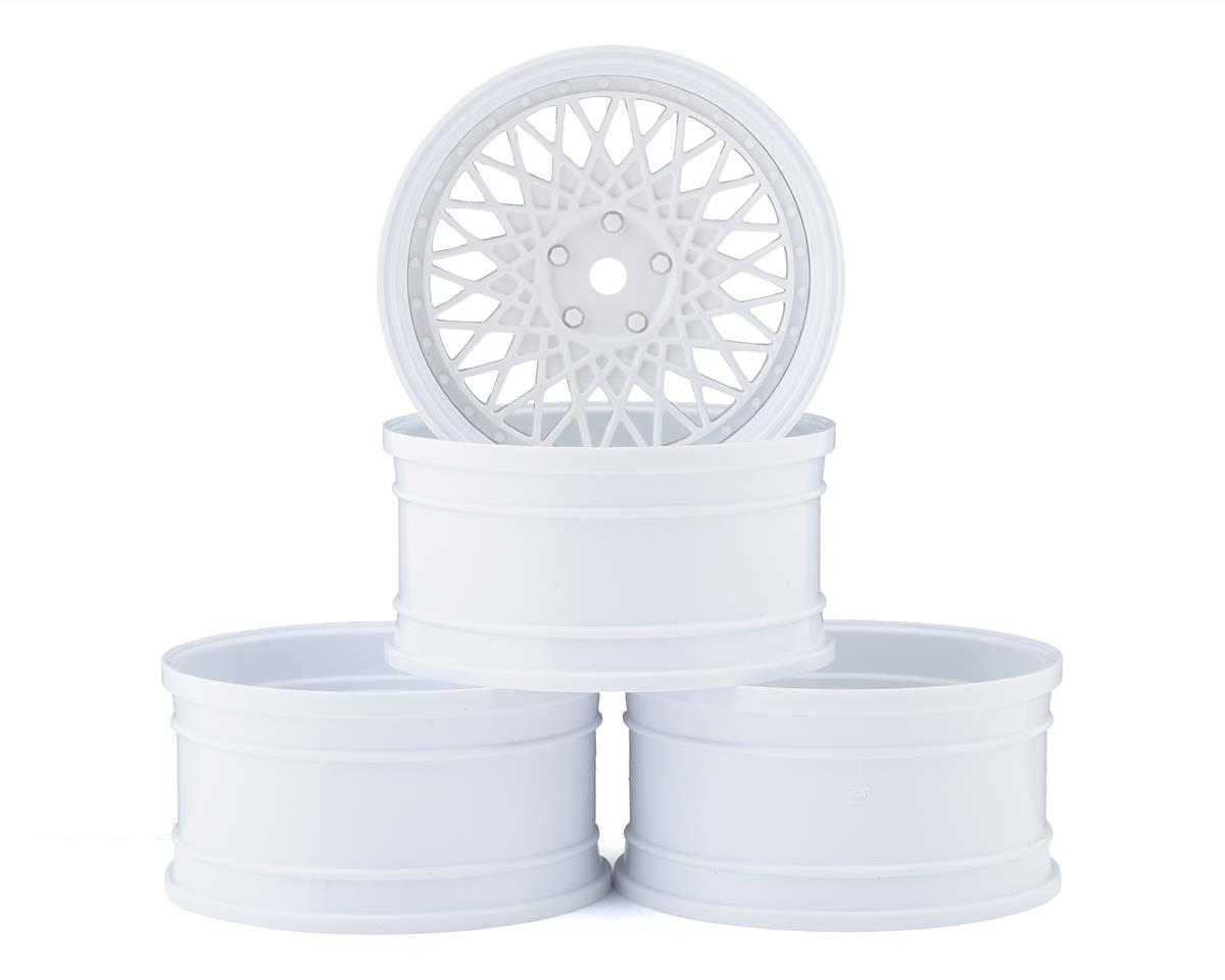 MST 501 Wheel Set (White) (4) (Offset Changeable) | relatedproducts