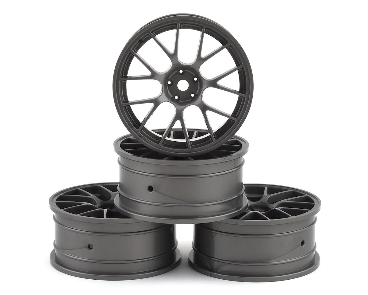 MST 24mm RE Wheel (Grey) (4) (+0 Offset)   relatedproducts