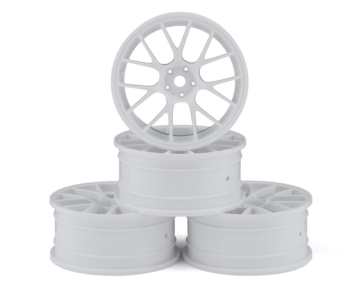 MST 24mm RE Wheel (White) (4) (+0 Offset) | relatedproducts