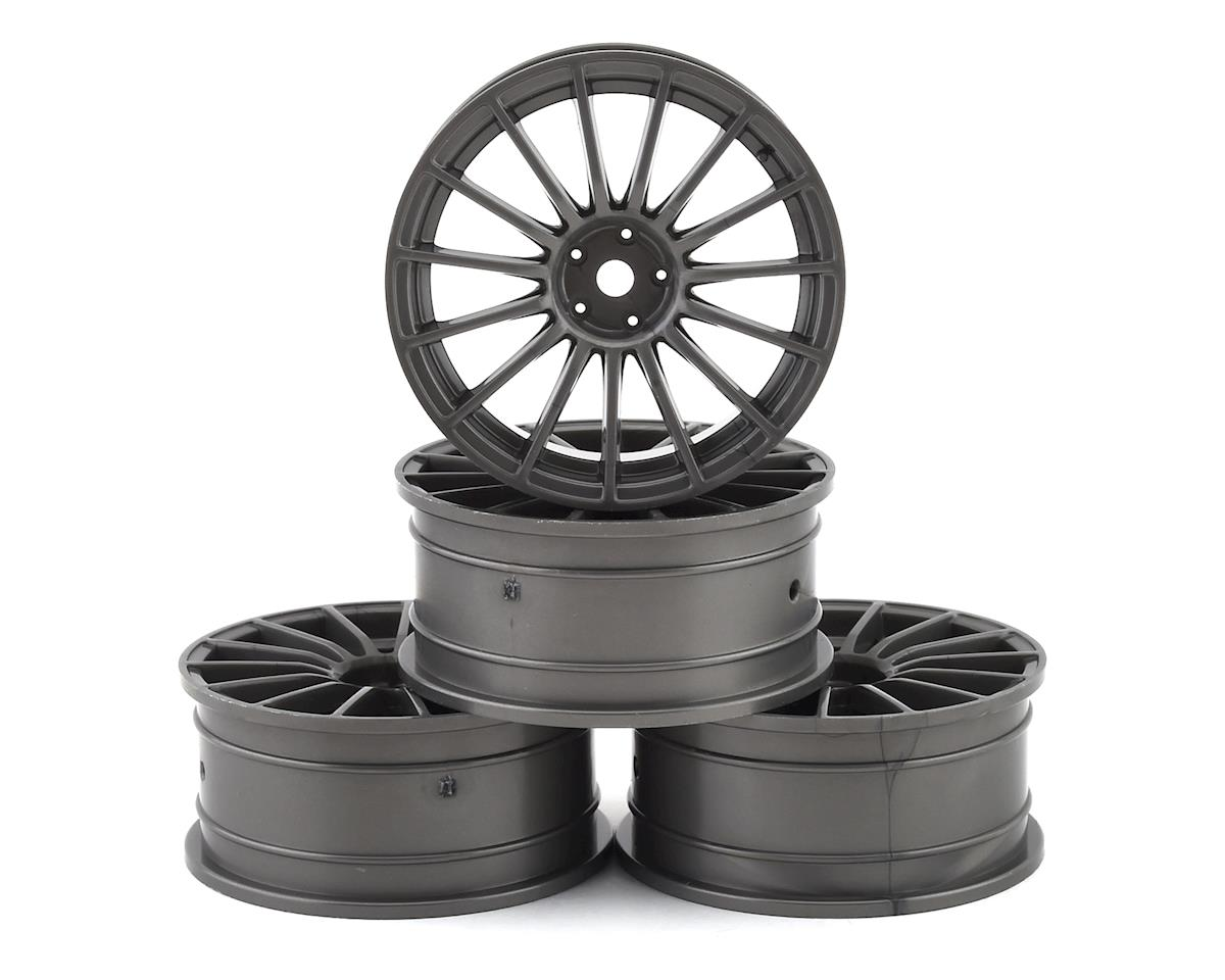 MST 24mm LM Wheel (Grey) (4) (+0 Offset) | relatedproducts