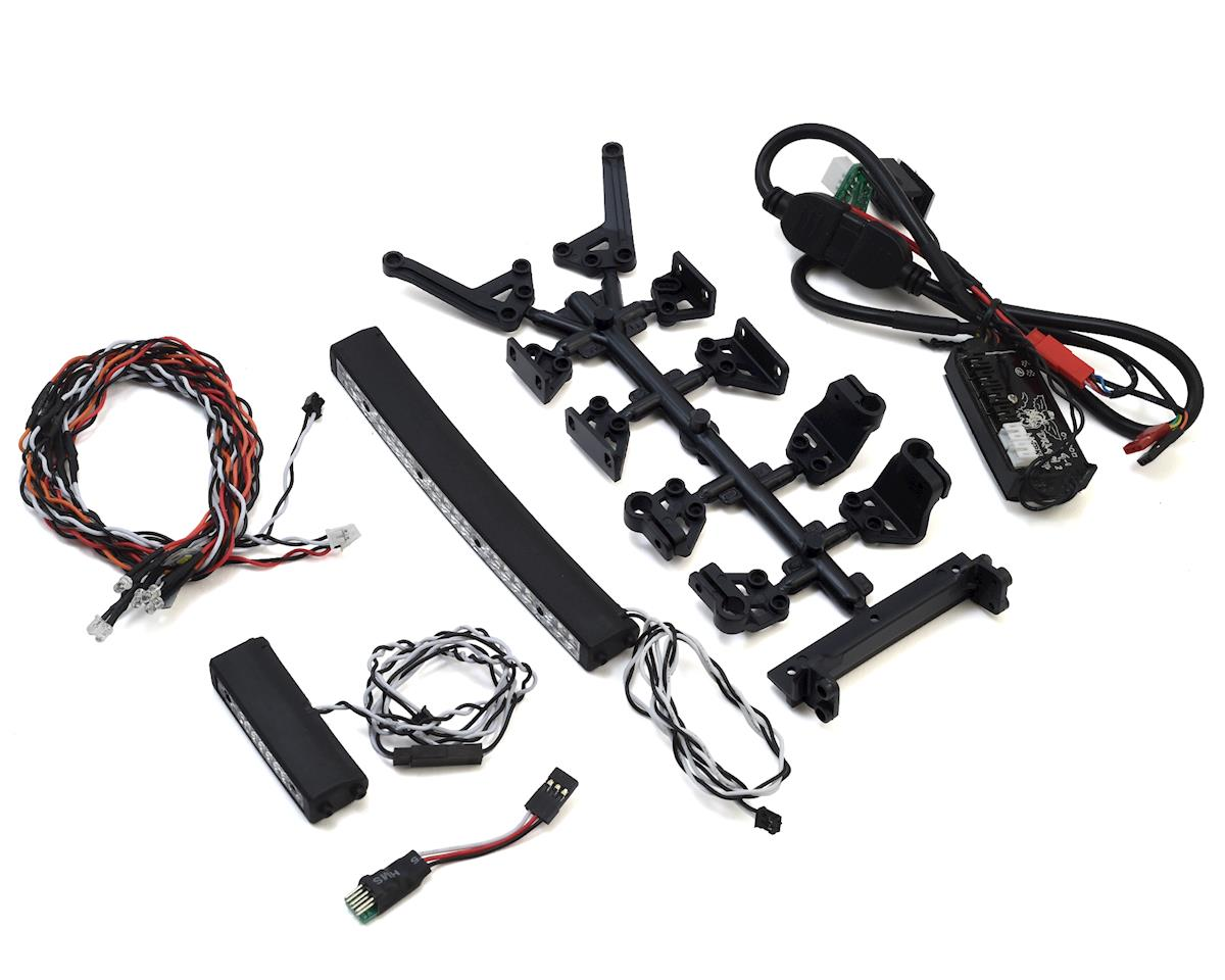 "Attack Off Road 1000 Series Light Kit w/DG-1 Controller, 5"" Bar & LEDs by MyTrickRC"