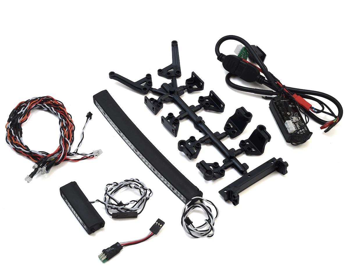 "MyTrickRC Attack Off Road 1000 Series Light Kit w/DG-1 Controller, 6"" Bar & LEDs"