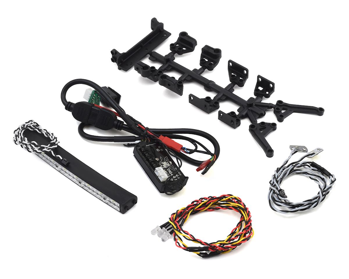 MyTrickRC Axial 2017 Wrangler Light Kit w/DG-1 Controller