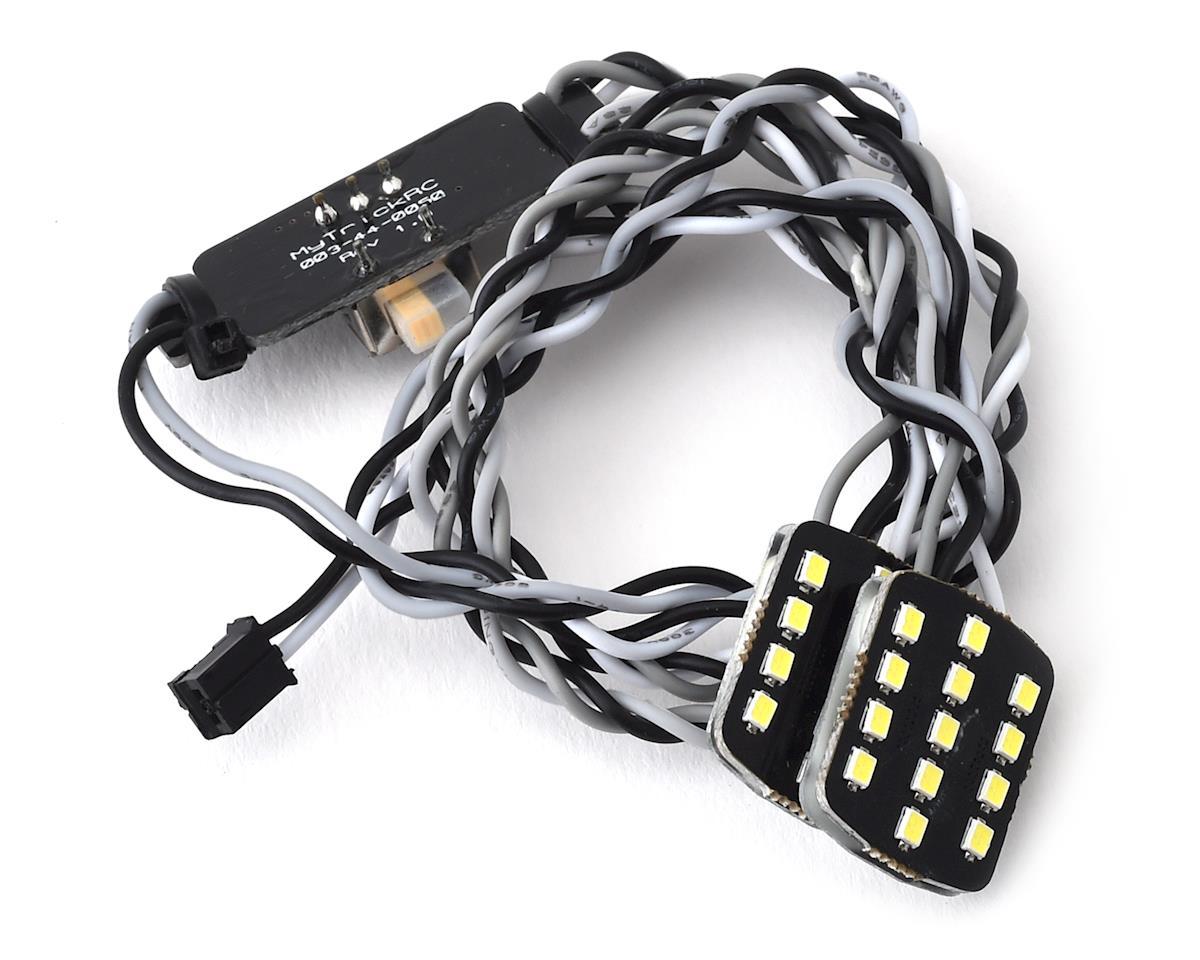 MyTrickRC Attack 19mm Rectangular Headlights (2)