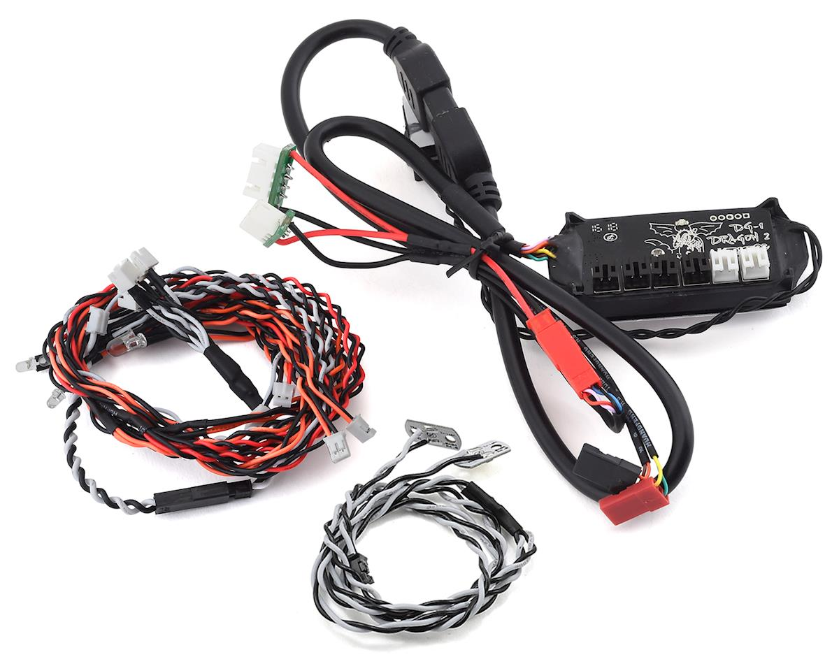 MyTrickRC Traxxas TRX-4 K5 Blazer Attack LED Light Kit