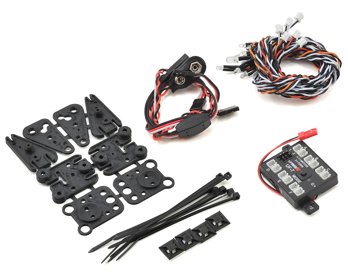 MyTrickRC Traxxas TRX-4 Defender Attack LED Light Kit