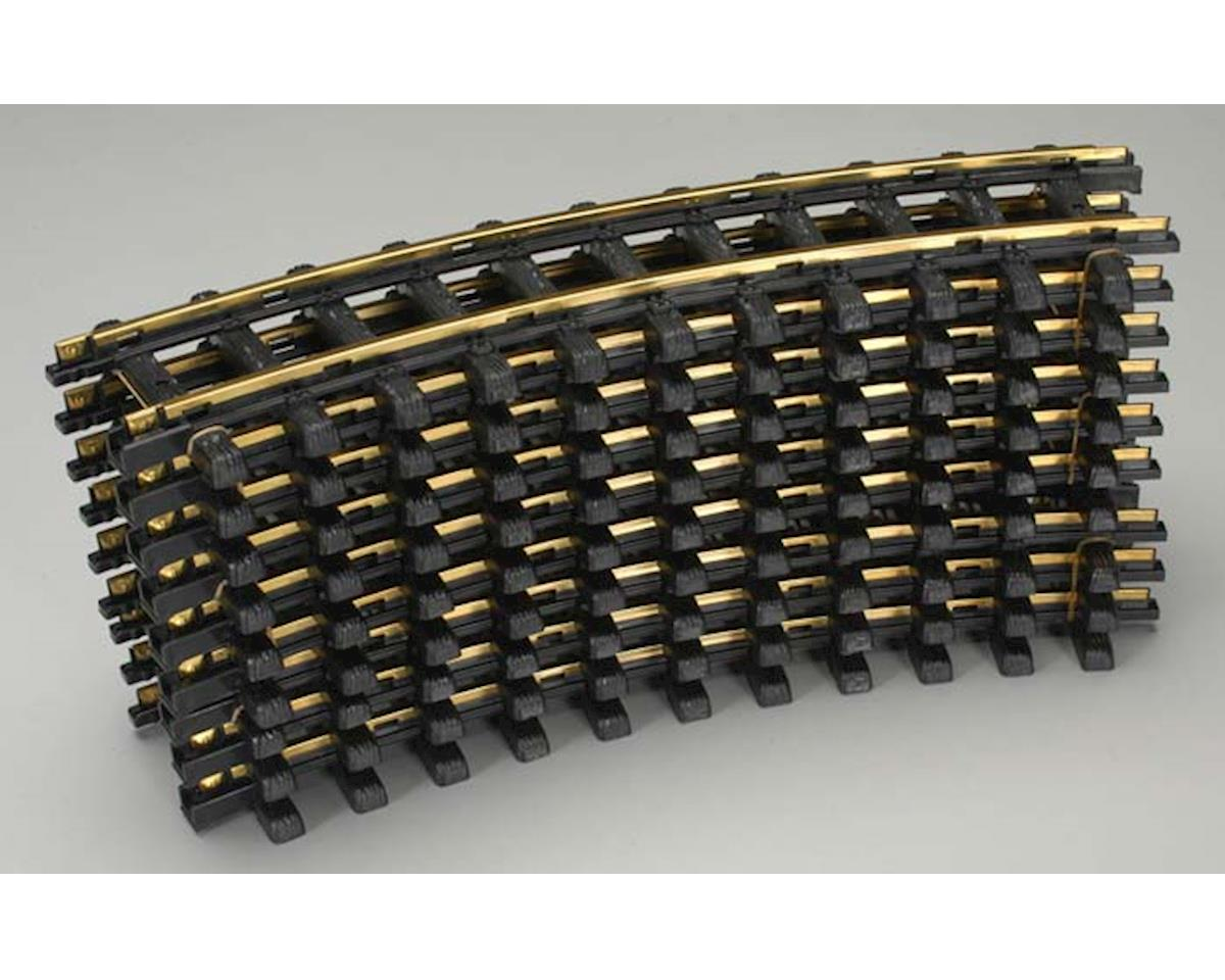 384CU-P9 Curved Track (9) G by New Bright
