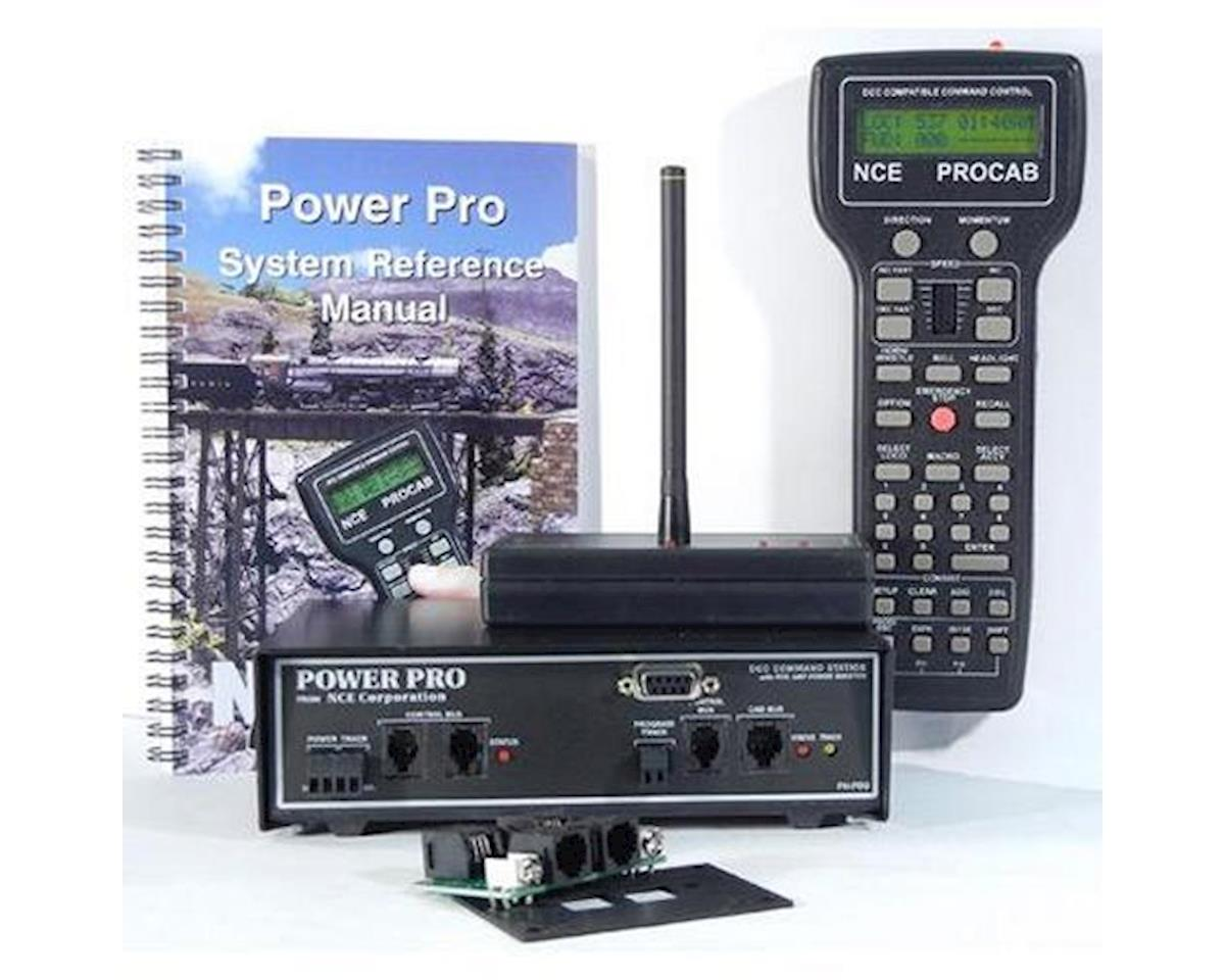 NCE Corporation Power Pro Starter Set w/Radio, PH-PRO-R/5A