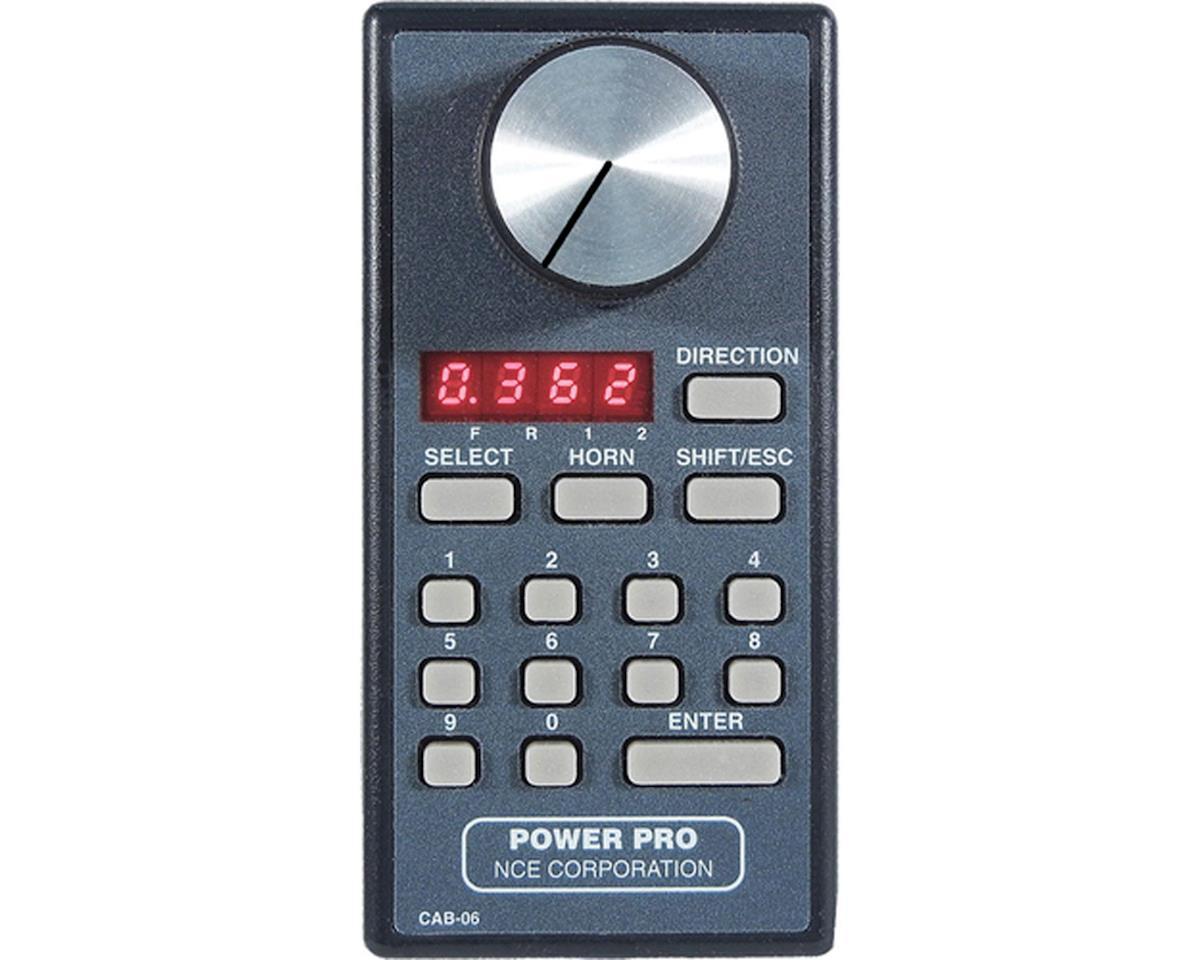 NCE Corporation Power Pro Cab/LED Display w/Potentiometer/Radio